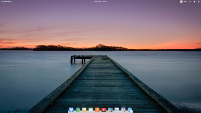 Elementary OS 5 screen shot
