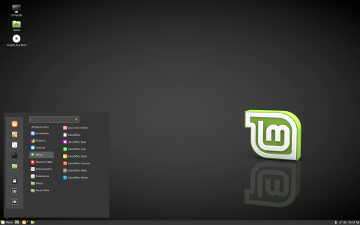Linux Mint 18 screen shot