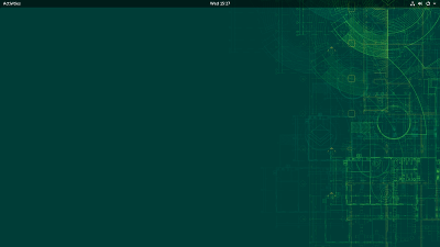 openSUSE Leap 15 screen shot
